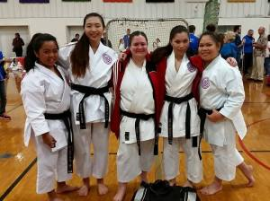 Enso Black Belt Women